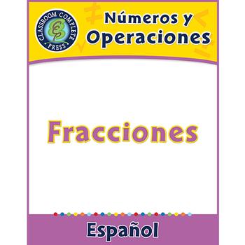 Números y Operaciones: Fracciones Gr. PK-2