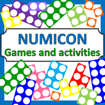 Numicon Games and Activities