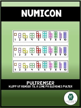 Numicon - pultplater