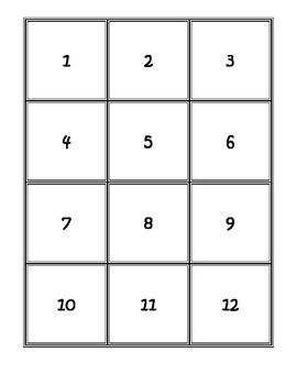 Numéros 1-30
