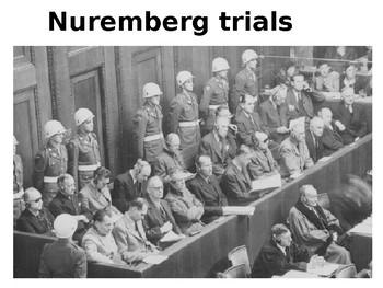 Nuremberg Trial Informative PP