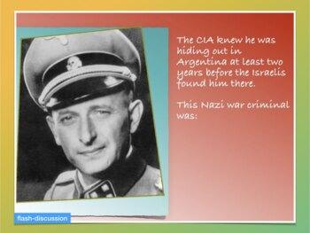 Nuremberg Trials - Mass Murders by Nazis - War Crimes Law- 79 Slides