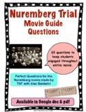 Nuremberg Trial Mini Series Movie Guide Questions