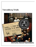 Nuremberg Trial Stimulus Based Questions