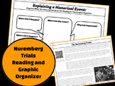 Nuremberg Trials: Explain a Historical Event Reading & Gra