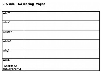 Nuremberg War Crimes Trial Picture Puzzle Activity