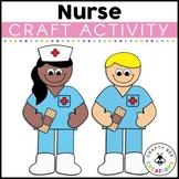 Community Helper Craft {Nurse}