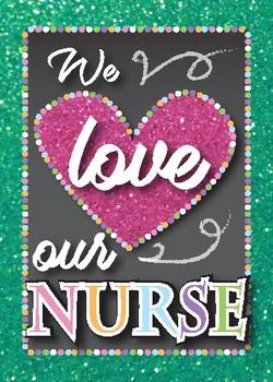 Nurse Day Appreciation Card