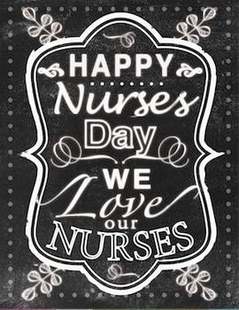 Nurse Day Art