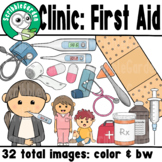 Nurse First Aid ClipArt