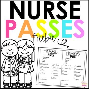 Nurse Notes FREEBIE