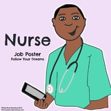 Nurse Poster - Discover your Passions
