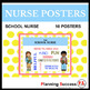 Nurse Posters: Decorate with Yellow Dots - 10 Posters!