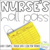 Nurse's Hall Pass