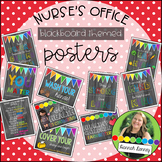 School Nurse's Office Signs and Posters