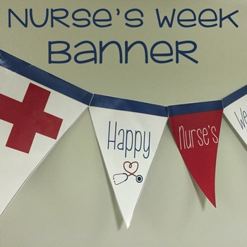 Nurse's week banner