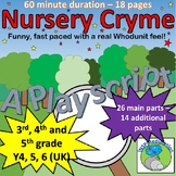 Nursery Cryme - A Whodunit Playscript for a class, year group or whole school