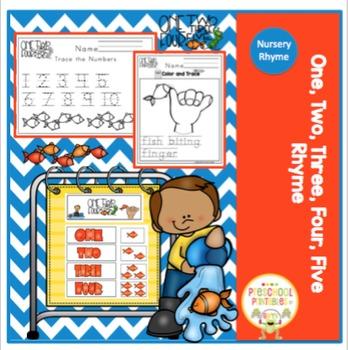 Nursery Rhyme 1,2,3,4,5