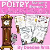 Nursery Rhyme 2 Poetry