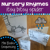 Nursery Rhymes: Itsy Bitsy Spider | Distance Learning