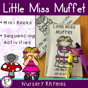 Nursery Rhymes - Little Miss Muffet