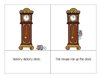 Nursery Rhymes - Hickory Dickory Dock