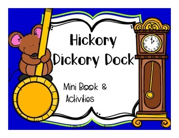 Nursery Rhymes - Hickory Dickory Dock