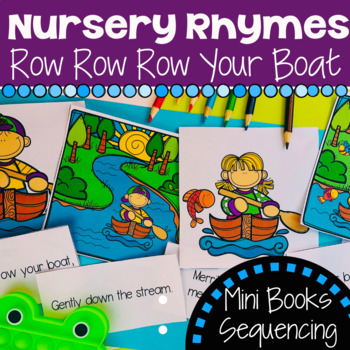 Nursery Rhymes: Row Row Row Your Boat