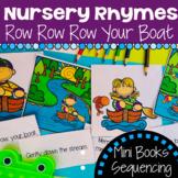 Nursery Rhymes: Row Row Row Your Boat | Distance Learning