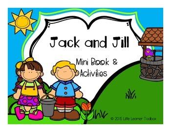 Nursery Rhyme: Jack and Jill