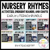 Nursery Rhyme Activities Bundle
