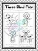 Nursery Rhyme Activities- Three Blind Mice