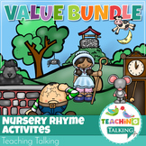 Nursery Rhymes Activities Bundle
