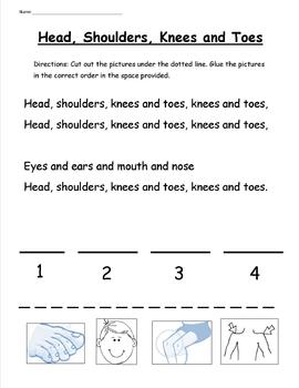 Nursery Rhyme Activity Collection