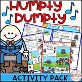 Nursery Rhyme Activity for Humpty Dumpty