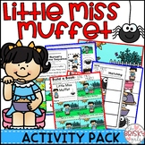 Nursery Rhyme Activity for Little Miss Muffet
