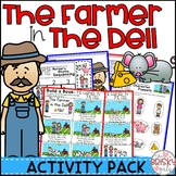Nursery Rhyme Activity for The Farmer in the Dell