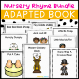 Nursery Rhyme Bundle: 10 Adapted Books for Students with A