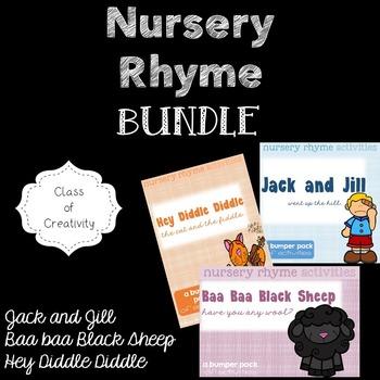 Nursery Rhyme BUNDLE PACK