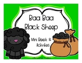Nursery Rhymes: Baa Baa Black Sheep