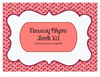 Nursery Rhyme Book Kit