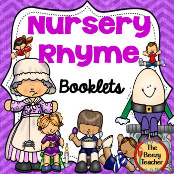 Nursery Rhyme Booklets