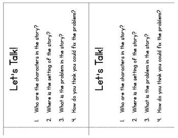 Nursery Rhyme Booklets - Set 2