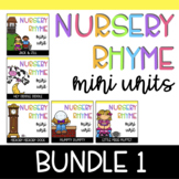 Nursery Rhyme Bundle #1