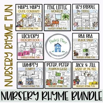 Nursery Rhyme Bundle 1