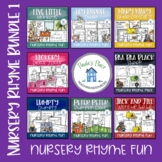 Nursery Rhyme Bundle 1