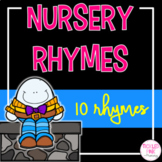 Nursery Rhymes Activities (10 rhymes)