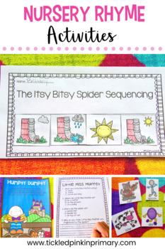 Nursery Rhymes Activities (10 rhymes)