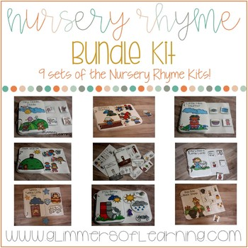 Nursery Rhyme Bundle Kit