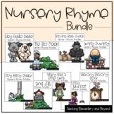 Nursery Rhyme Bundle: Retell, Characters & Setting